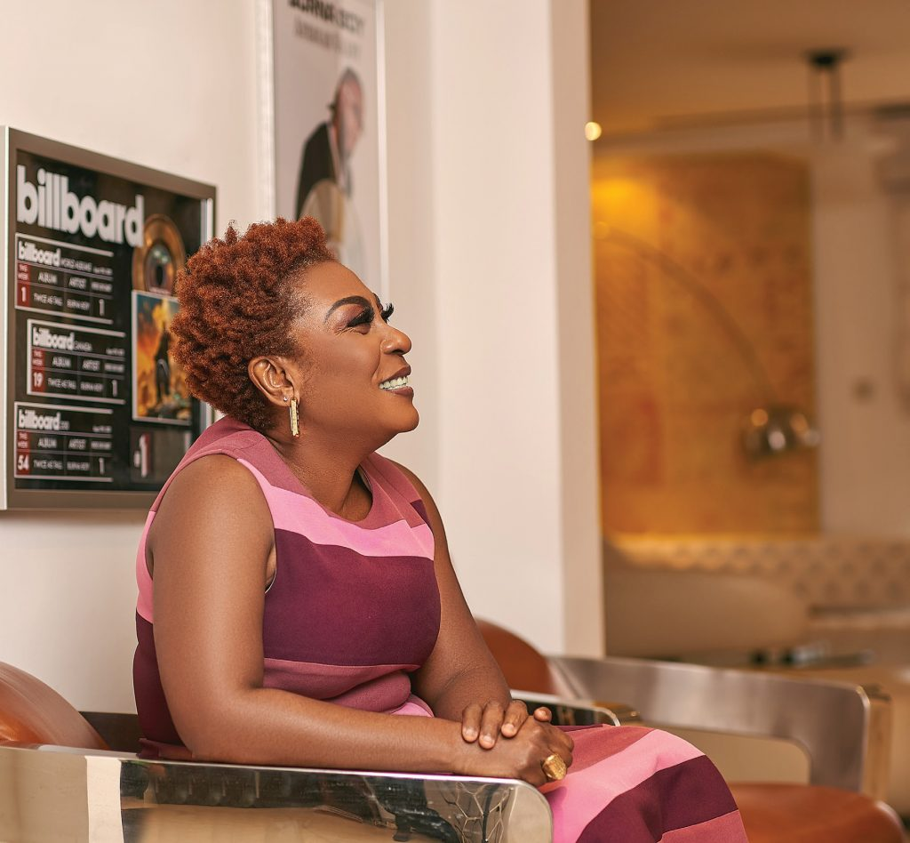 Bose Ogulu 'Mama Burna'