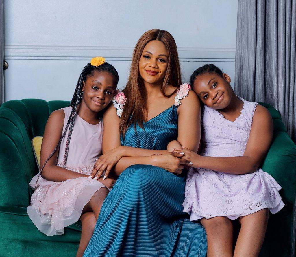 Timi Dakolo's Wife and Children
