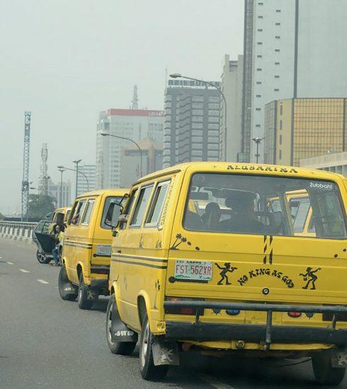 Lagos Yellow Bus