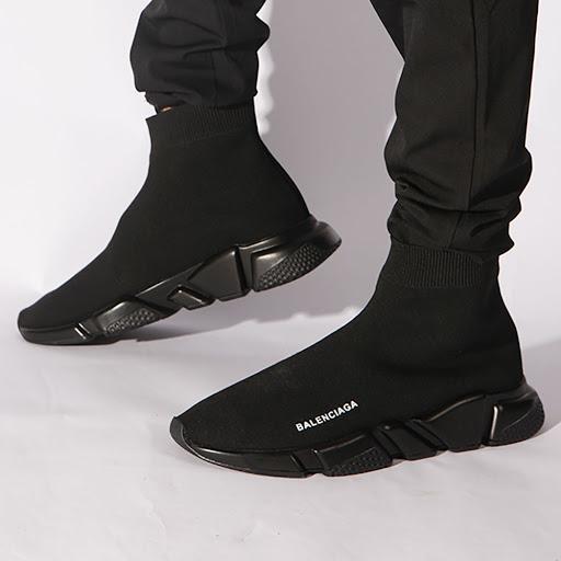 Balenciaga Black Speed