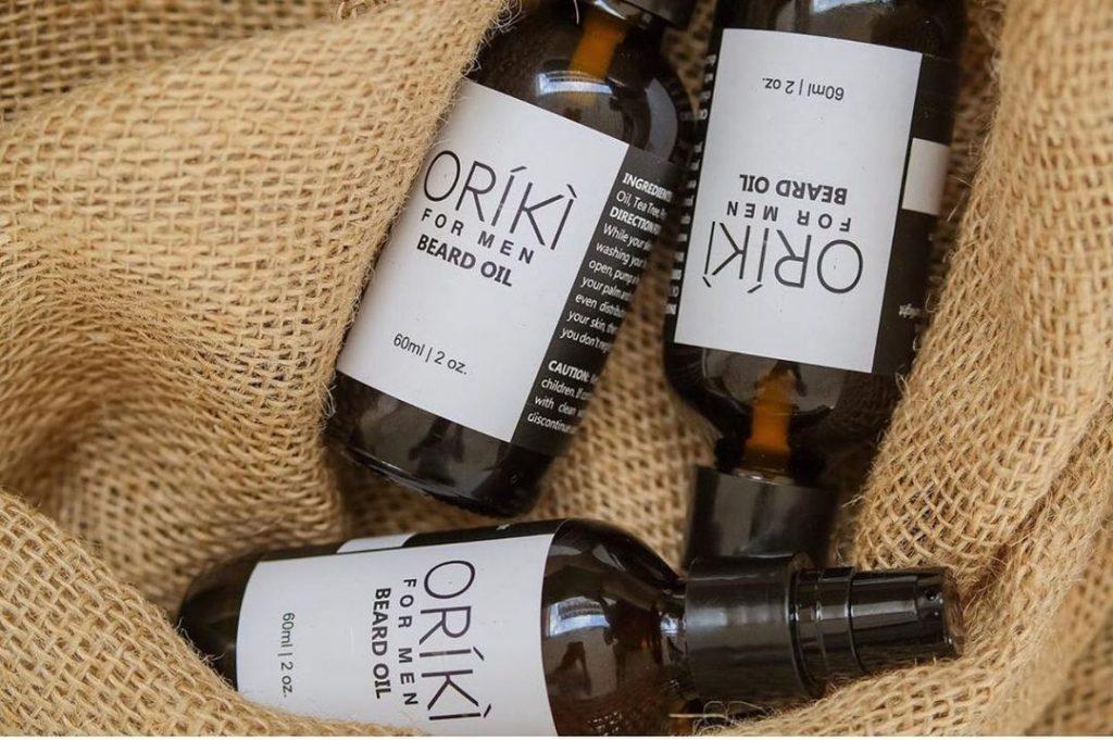 Beard Oil ORIKI