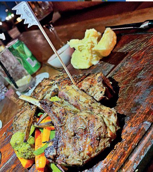 Black Pepper Steak House