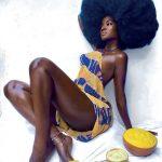 Ebony Beauty