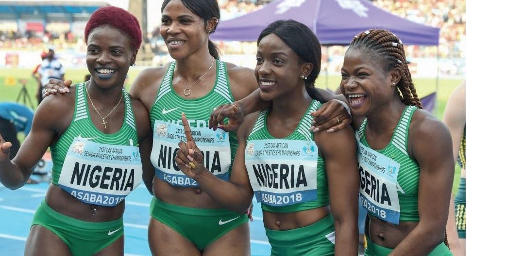 Nigeria Female Olympic Team