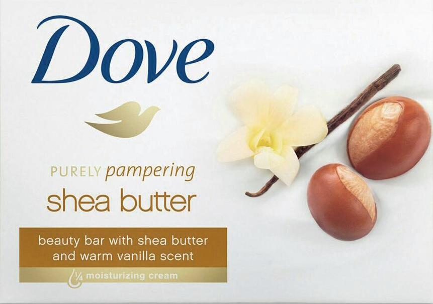 Shea Butter Beauty Bar DOVE
