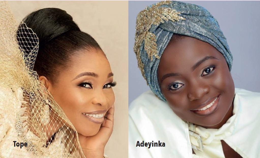 Tope Alabi - Adeyinka