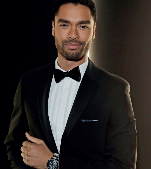 A man in suit