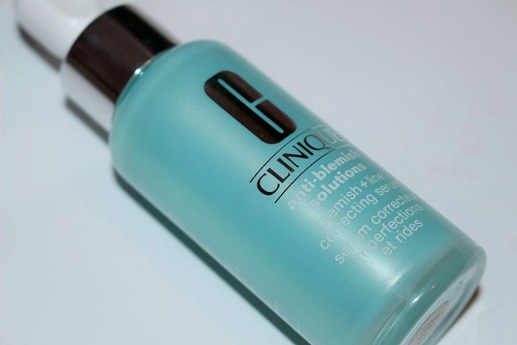 Acne+Line Correcting Serum CLINIQUE