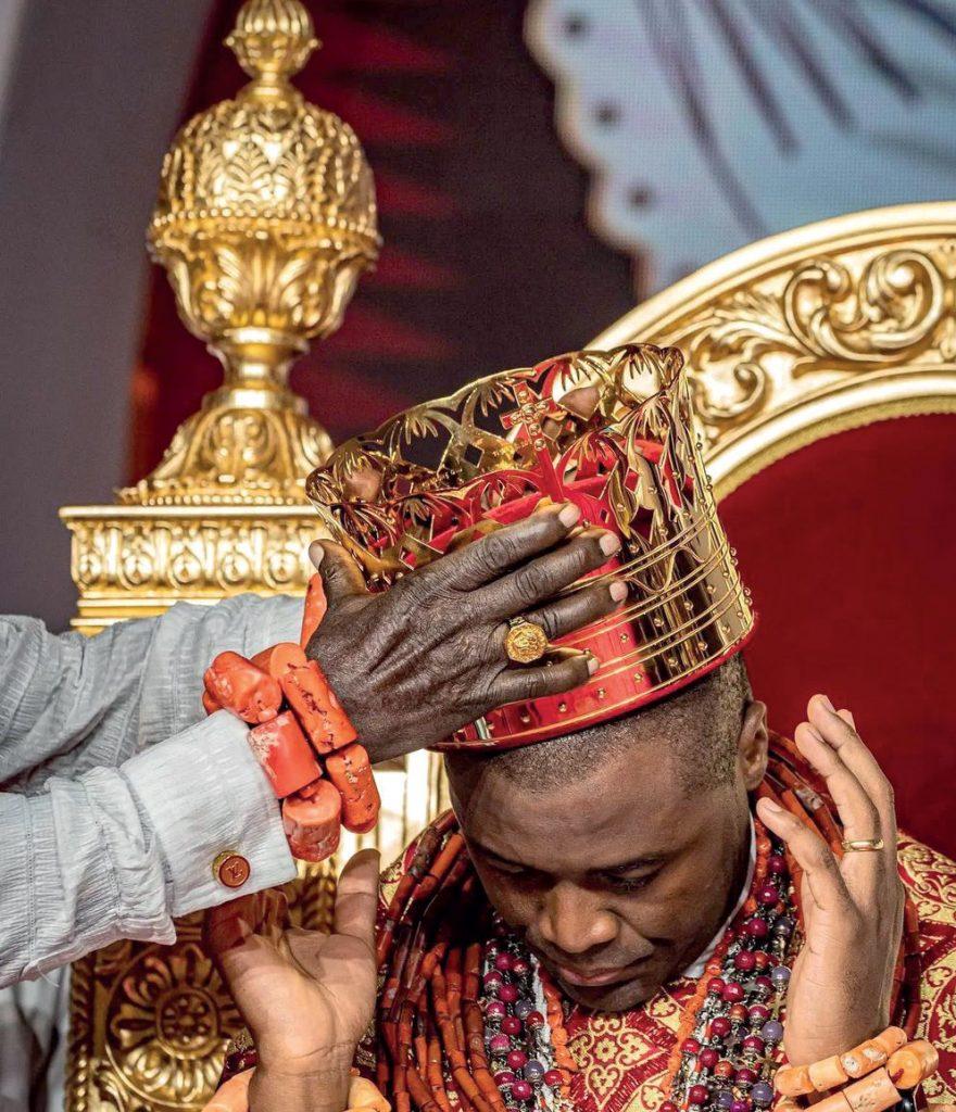 Ogiame Atuwatse III 2 Crowned