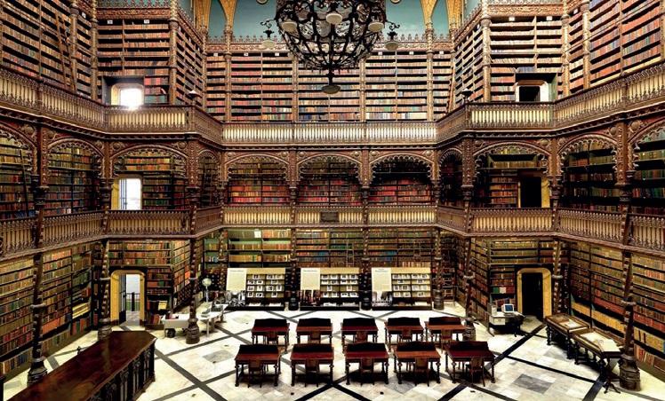 Royal Portuguese Reading Room – Rio
