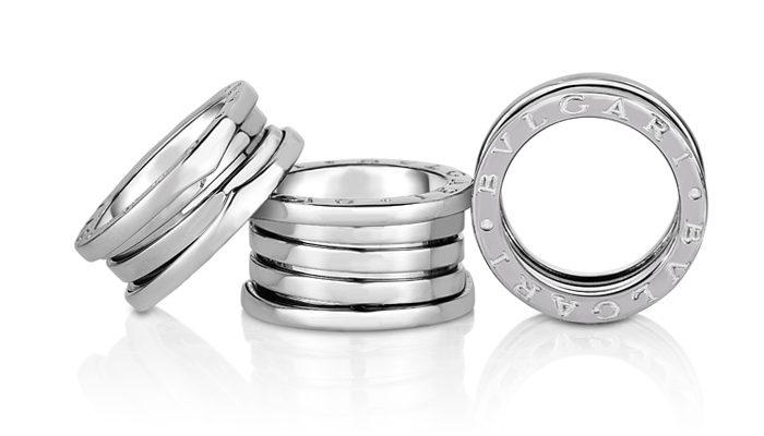 Vintage B Zero Ring BULGARI