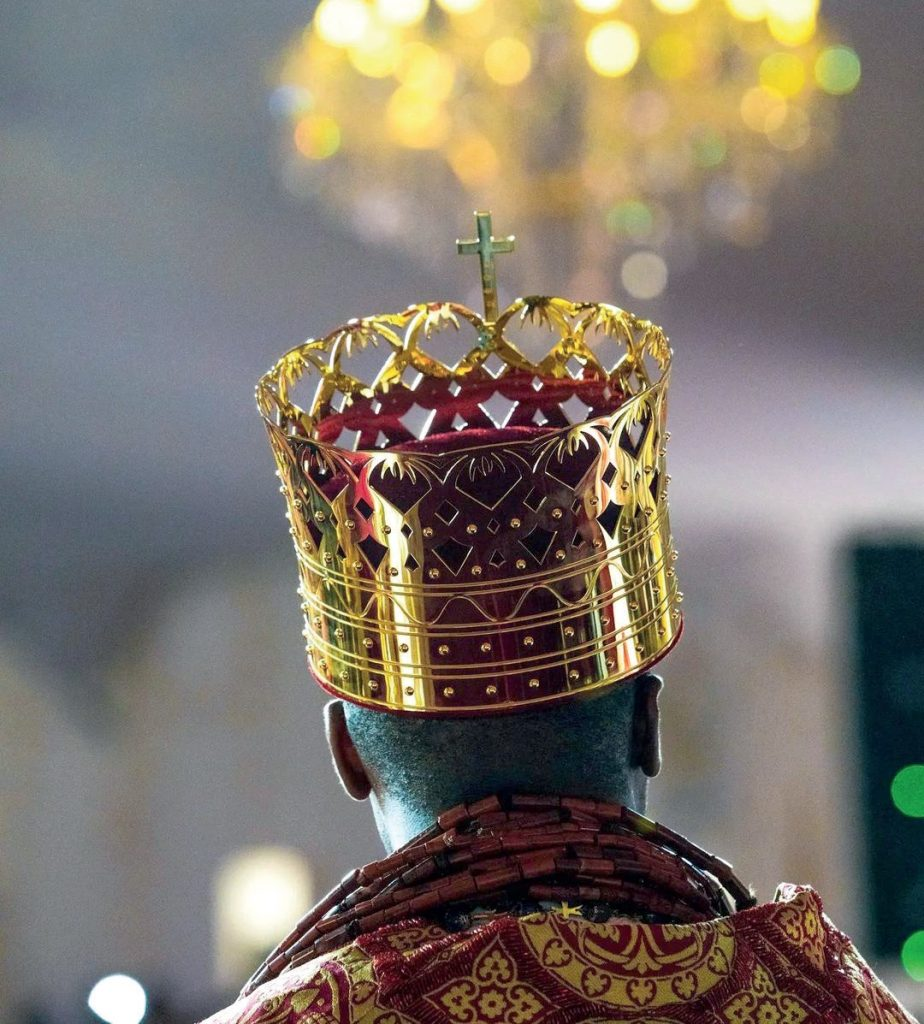 olu of Warri Crown