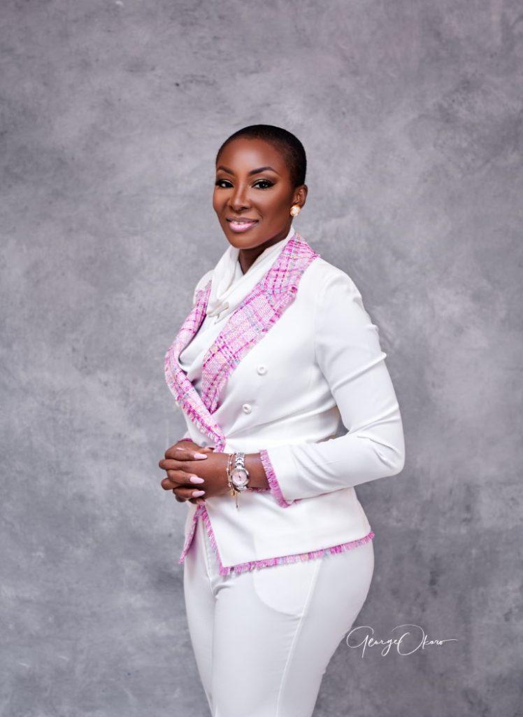 Dr. Hilda Titiloye Photographed by Ayofolayan Photography Abuja
