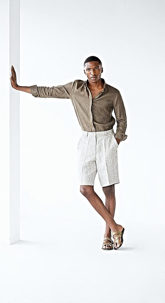 Linen Shorts 87 ORIGINS