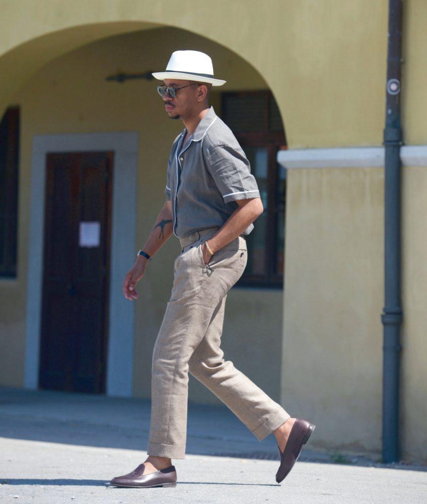 Street Style, Pitti Uomo Courtesy Gianluca Senese